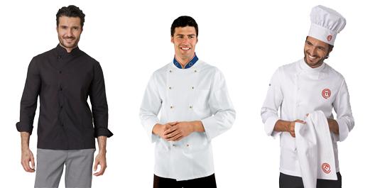 Abbigliamento e divise chef