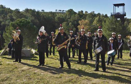 banda musicale aidone esterna