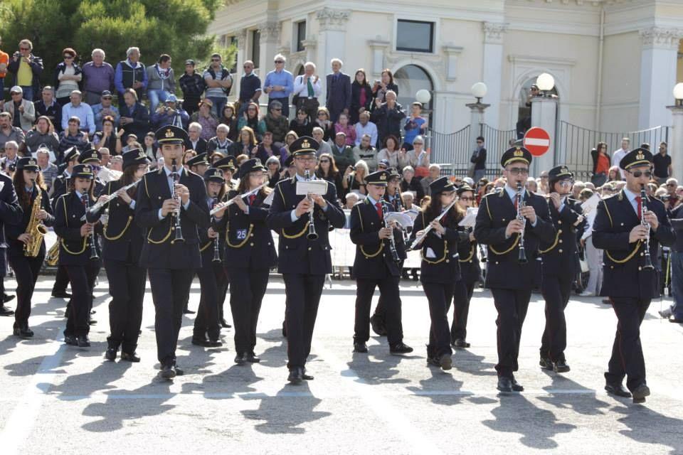 Divisa banda musicale Modica