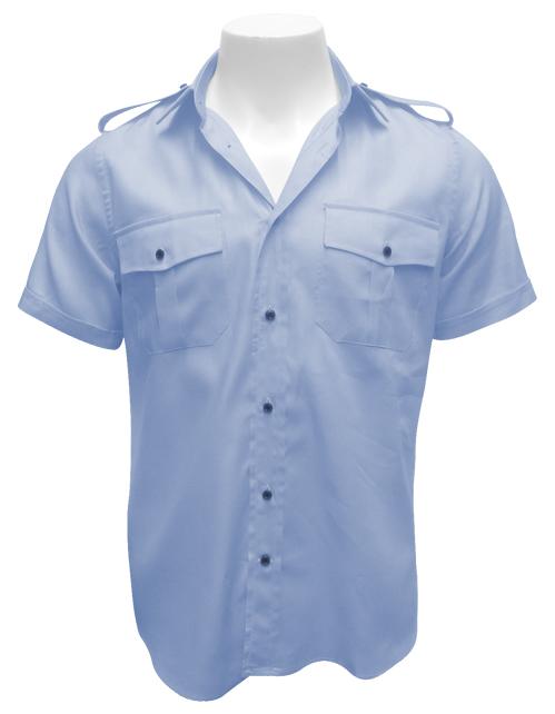 camicia militare oxford