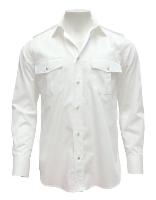 camicia musica bianca uomo