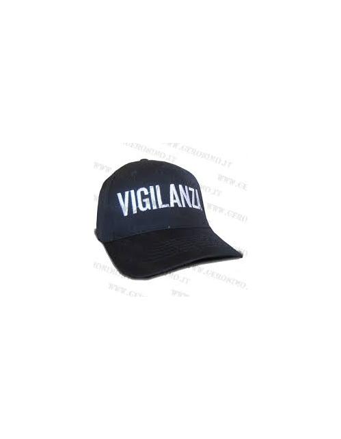 cappellino vigilanza