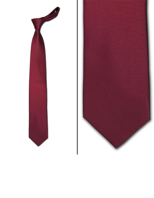 cravatta bordeaux chiaro