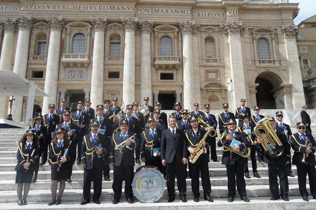 Divisa banda musicale Isnello