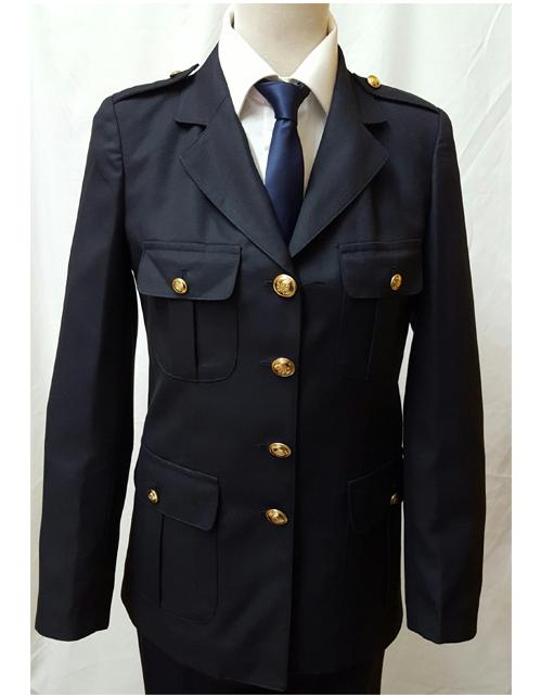 giacca militari donna