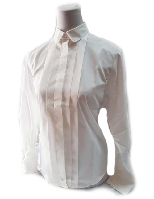 Camicia donna bianca regina di cuori