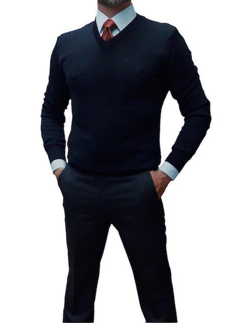 Divisa completa vigilanza autolinee camicia celeste cravatta bordeaux chiaro