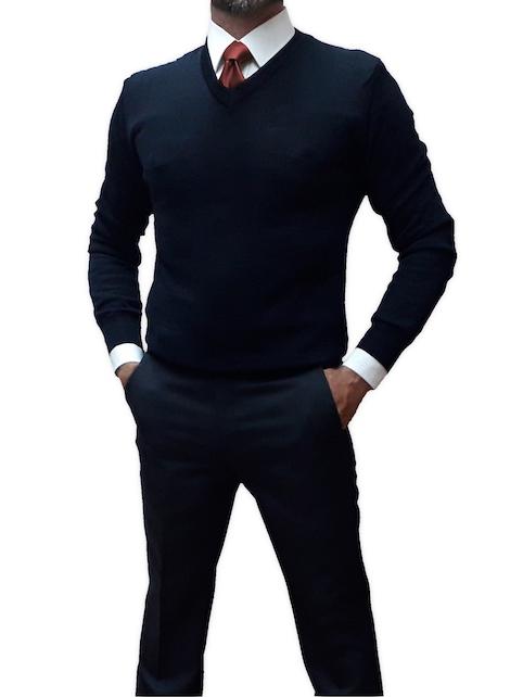 Divisa completa vigilanza autolinee camicia bianca cravatta bordeaux chiaro