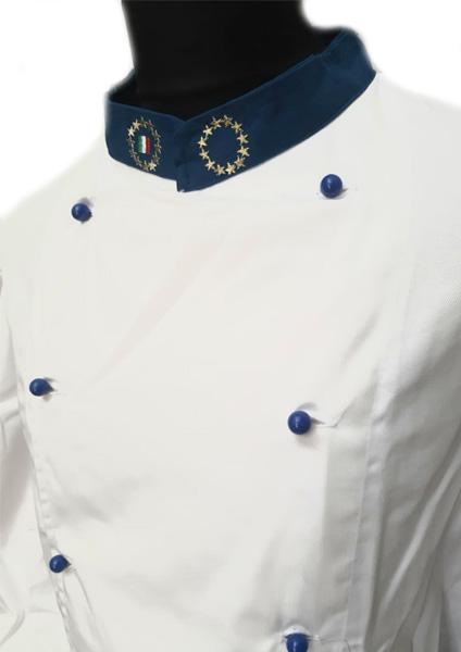 giacca cuoco unione europea
